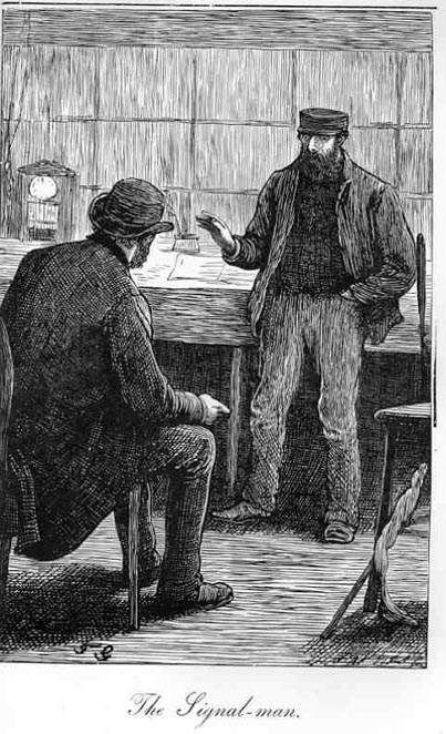 charles dickens signal man essay example ' lamb to the slaughter,' is a fine example of dahl and discuss how both authors generate a sense com/essay/compare-signalman-charles-dickens-and.